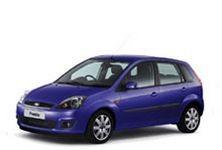 Автоковрики Ford Fiesta 5 (2001-2009)